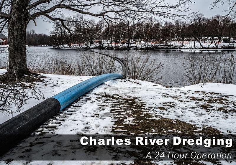 charles river dredging