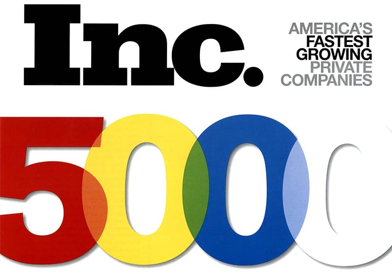 Charter Named to Inc. 5000 1