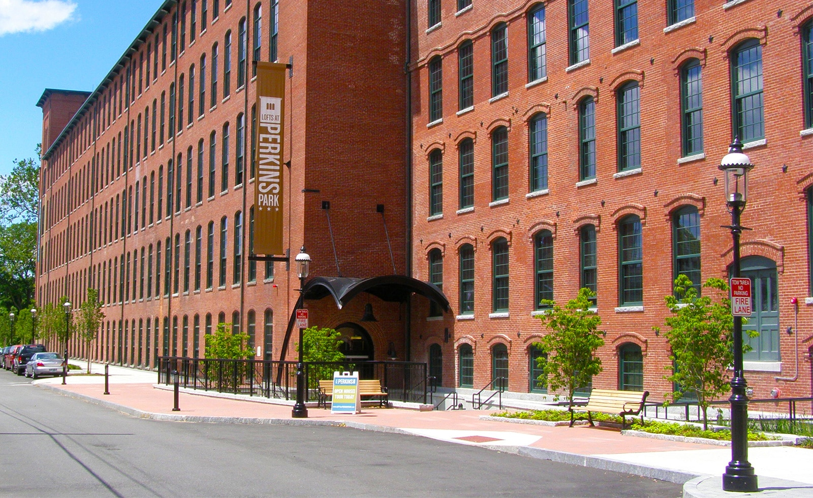 Lofts at Perkins Place Building