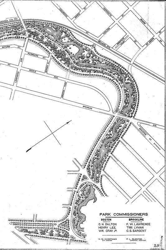 Muddy River General Plan