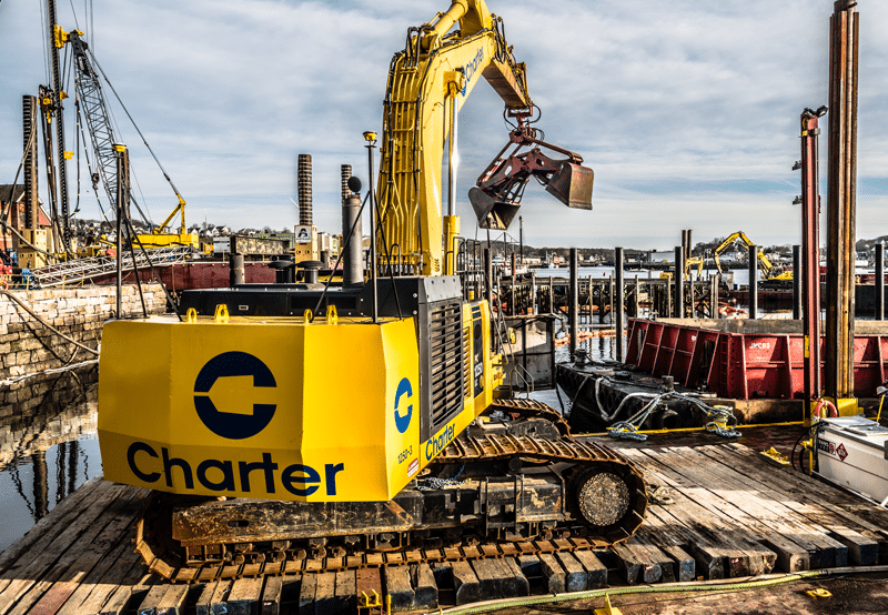 Charter Featured in Construction In Focus Magazine
