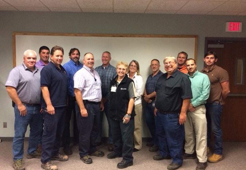 Hurricane Maria - Disaster Response Training 1