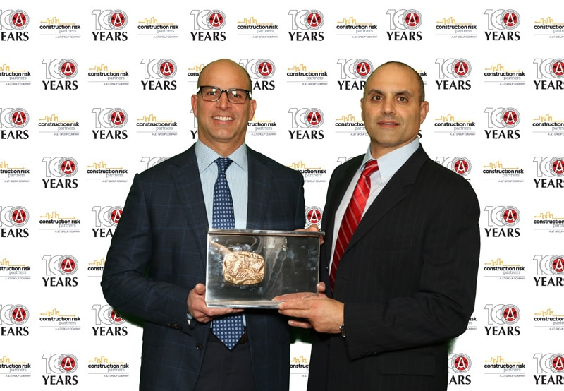 Charter Recognized By its Peers with a National AGC Build America Award
