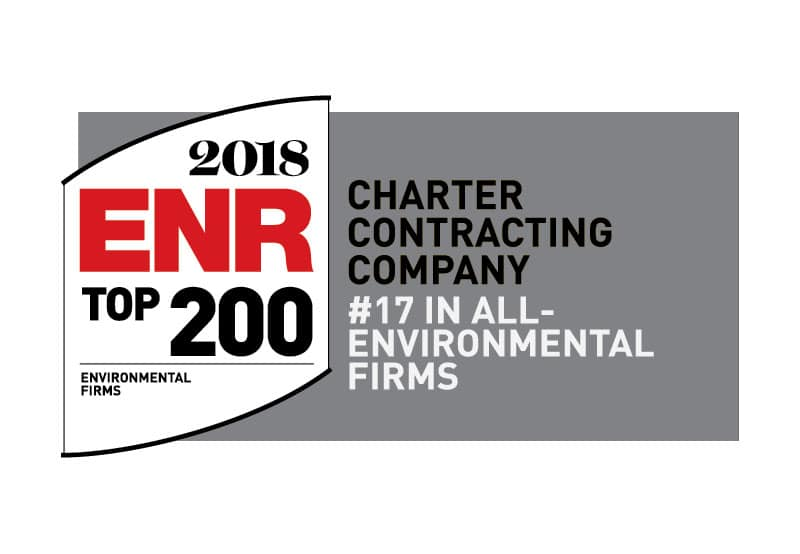 Charter Jumps 23 Spots on ENR's Top 200 Environmental Firms List 1