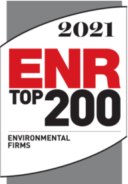 Charter named to ENR 2021 Top 200 Environmental Firms 1